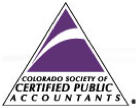 Colorado Society of Certified Public Accountants logo